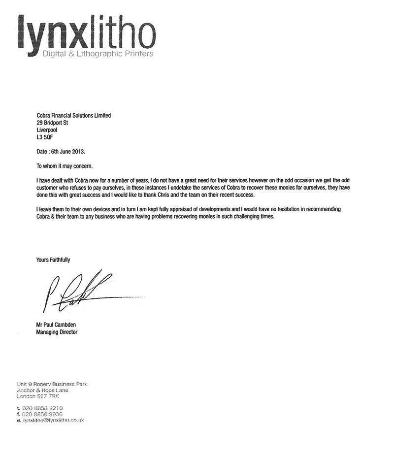 lynx litho Digital & Lithographic Printers